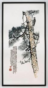 Product: Red Cockaded Woodpecker painting