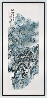 Product: White Mountains painting