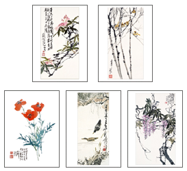 Product: Spring Assorted note cards