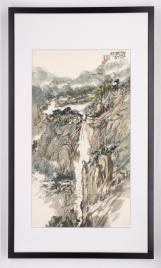 Product: Yellowstone National Park painting