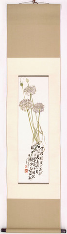 Product: Elephant Garlic painting