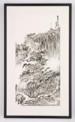 Product: East Rock painting