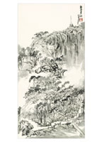 Product: East Rock note card
